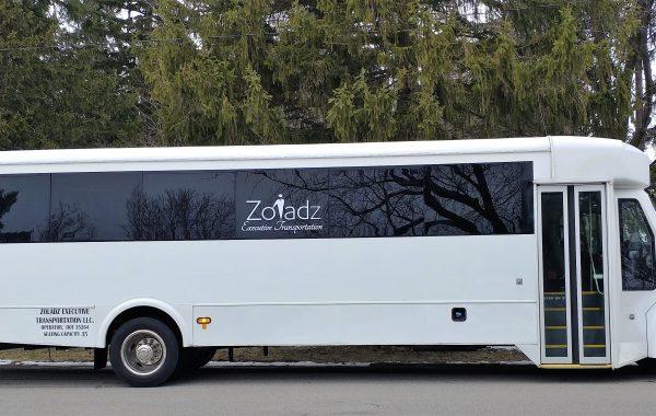 36 Passenger Luxury Liner – 802